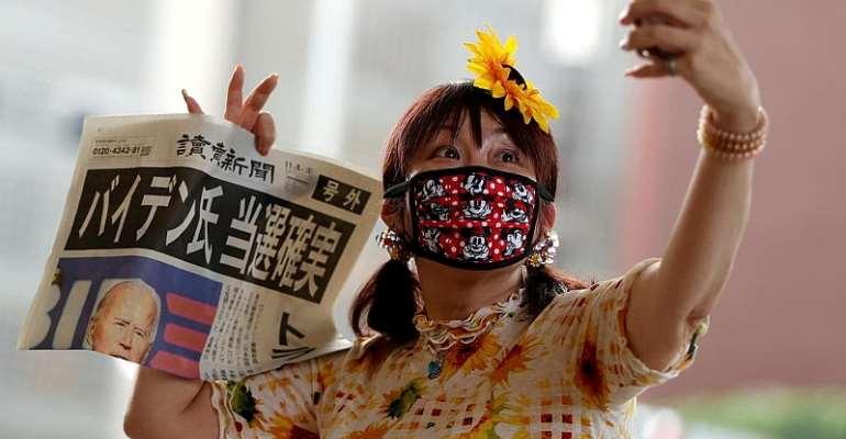 REUTERS - ISSEI KATO