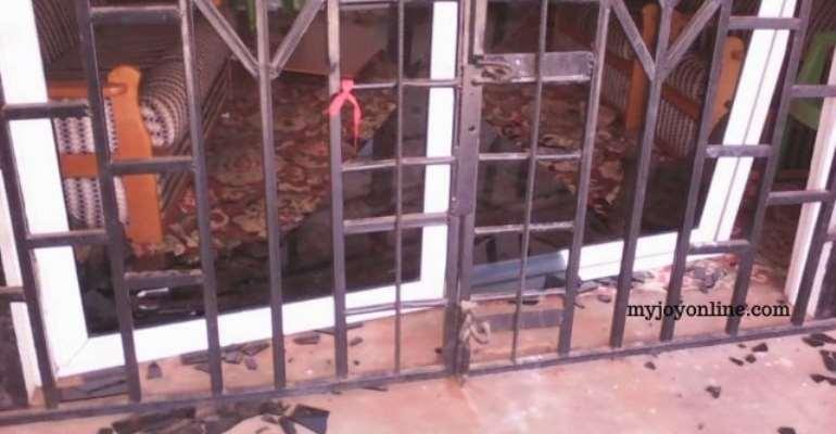 NDC Yilo Krobo Constituency Office Attacked Over Parliamentary Balloting