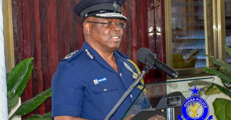 You Won't Be Shielded For Misconduct – IGP Cautions Police Officers