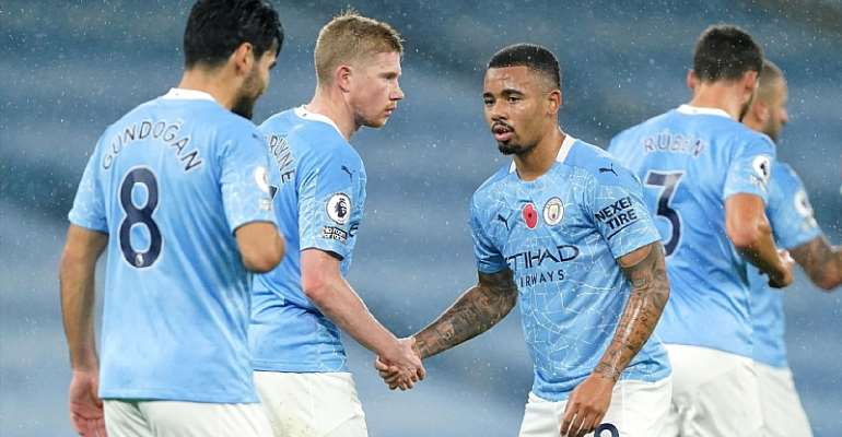 PL: De Bruyne Misses Penalty As Man City And Liverpool Draw