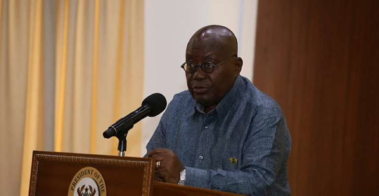 Daily Covid19 Cases On Rise — Akufo-Addo
