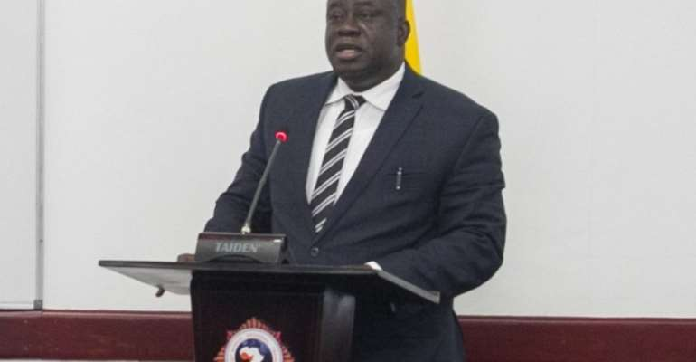 Covid-19: National Security boss Joshua Kyeremeh reported dead