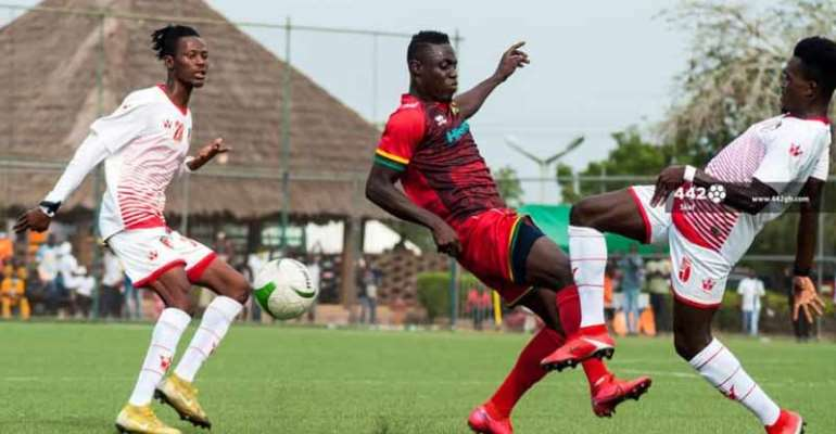 VIDEO: Kotoko draw 1-1 against WAFA SC on GHPL matchday nine