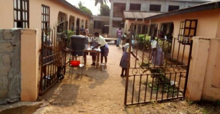 Akatsi South GNAT laments lack of PPE on first day of school reopening