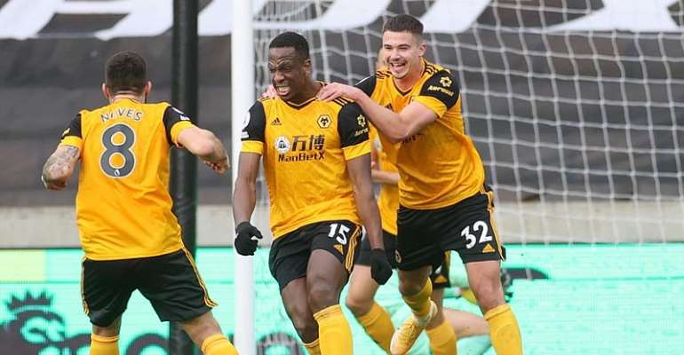 African players in Europe: Wolves' Ivorian Boly hogs limelight