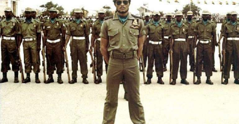 Yaa Asantewaa Rawlings justifies her father's 31st December coup