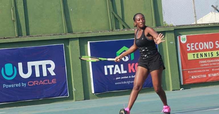 New Queen of the Court - Naa Anyema Mckorley wins 2021 Ladies Challenger Series