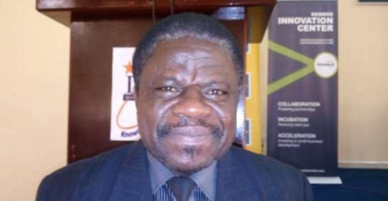 Prof Asuming-Brempong lauds Agriculture Ministry