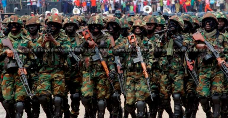 Military Involvement In Internal Security