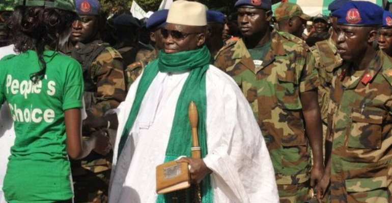 There's no ECOWAS military presence in Gambia – local journalist asserts