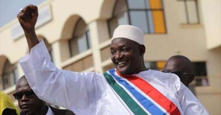Gambia: Amnesty International Response To The Departure Of Yahya Jammeh