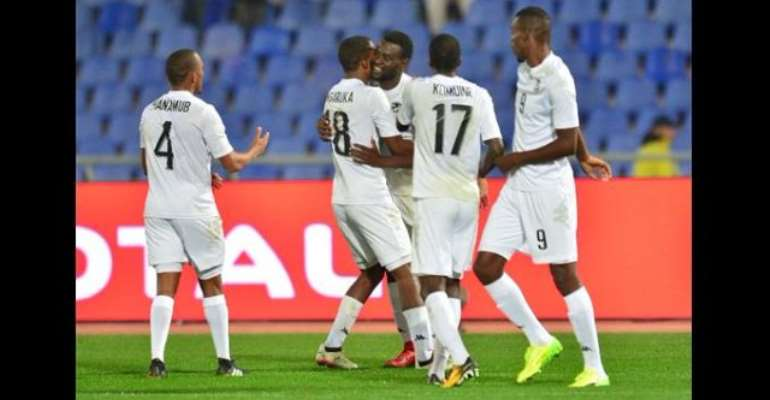 CHAN 2018: Namibia Join Zambia In Quarters