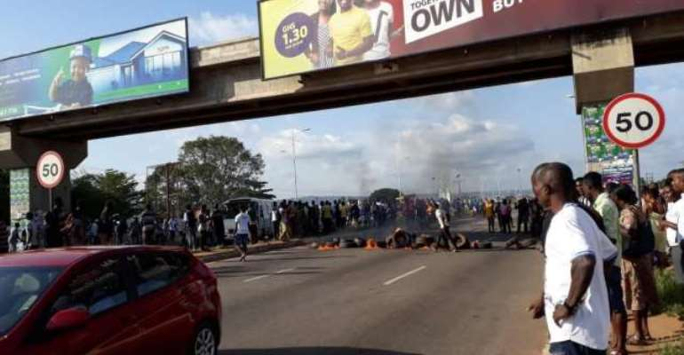 OccupyGhana Proffers Solution To Tetteh Quarshie – Adenta Highway Carnage