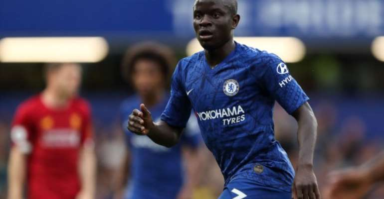 Kante Is More Than A Defensive Midfielder - Lampard