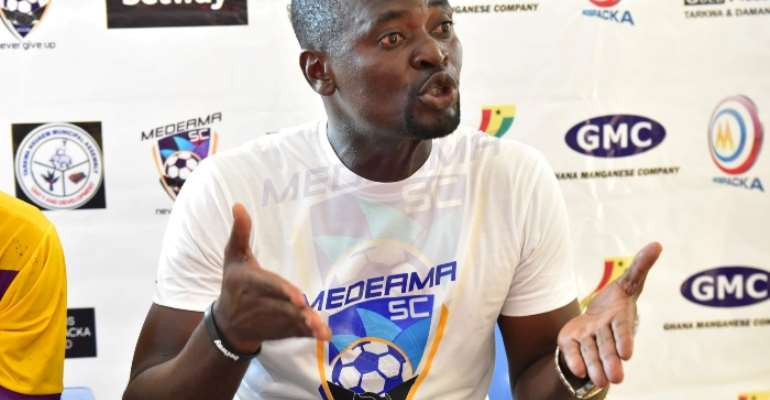 Samuel Boadu Named Ghana U-15 Coach