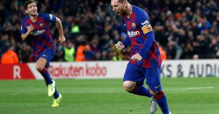 La Liga: Messi Gives Set-Piece Masterclass As Barca Outclass Celta