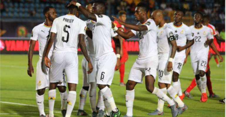 2021 AFCON Qualifiers: GFA Releases Program Line Up For Black Stars, South Africa Clash