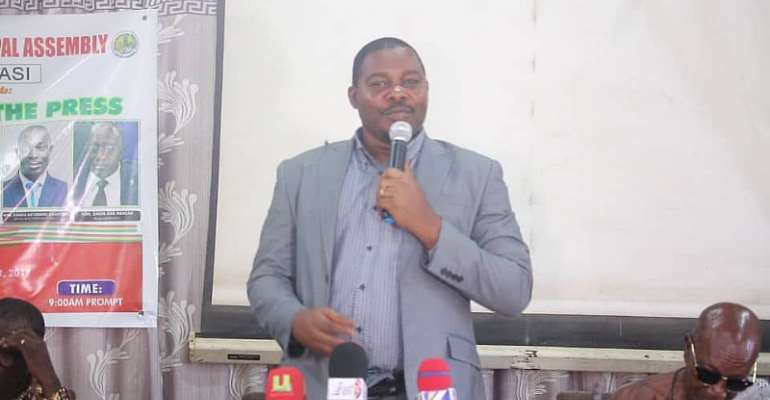 Cabinet Approves 30km Road For Obuasi Municipal ― MCE