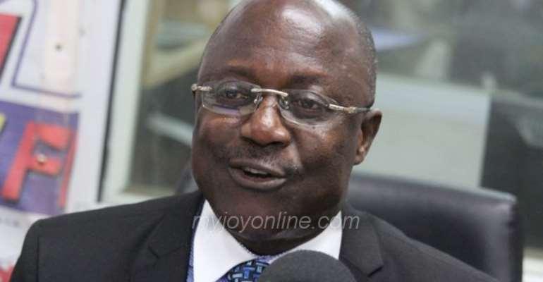 Professor Kenneth Agyemang Attafuah.