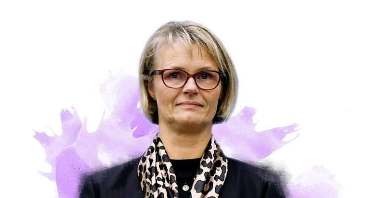 Anja Karliczek is Federal Minister of Education and Research in Angela Merkel's government cabinet.