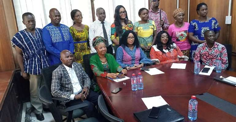Review Technical Committee Of Ghana's Act 715 (2006) Inaugurated