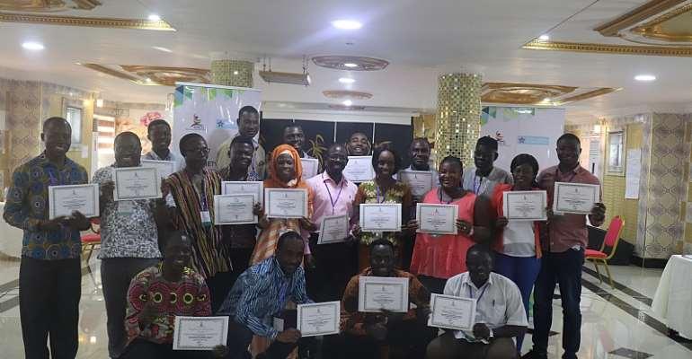 SAP Among WACSI/STAR-Ghana 20 Sustainability Champions
