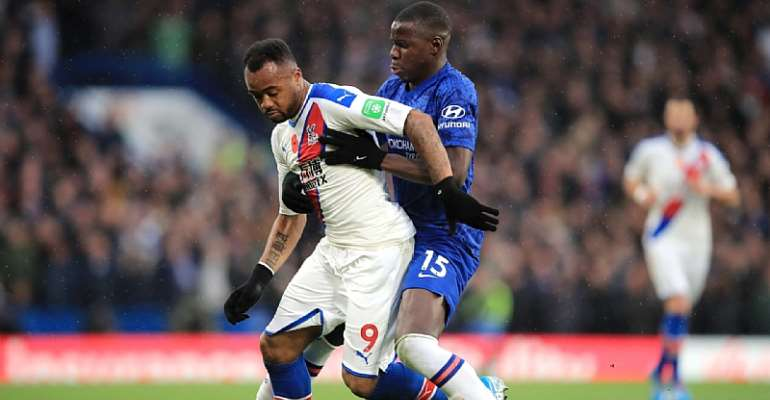 Jordan Ayew Feature For Crystal Palace As They Lose To Chelsea