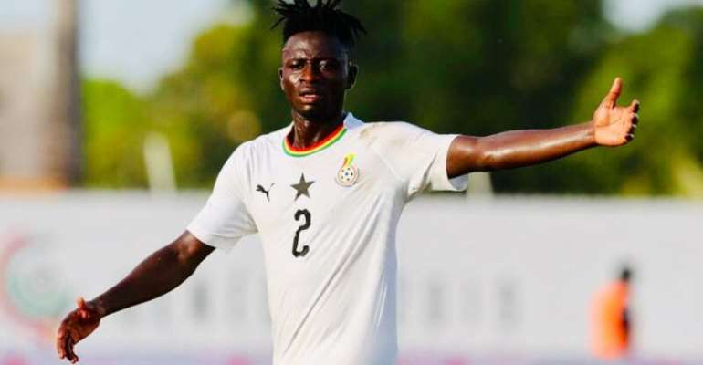 Hearts Of Oak Confirmed Fatawu Mohammed's Black Stars Call-Up