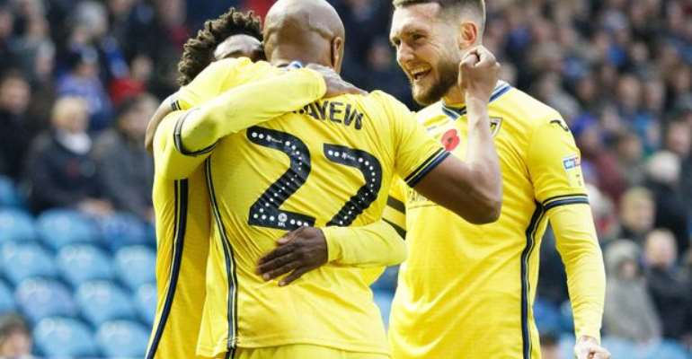 Ayew On Target As Swansea Draw 2-2 Away To Sheffield Wednesday