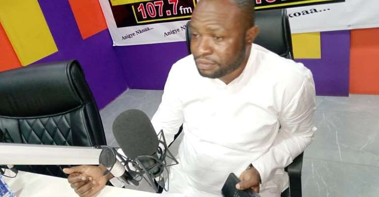 MP Claims NDC Footsoldiers Are The Ones Impregnating FREE SHS Students