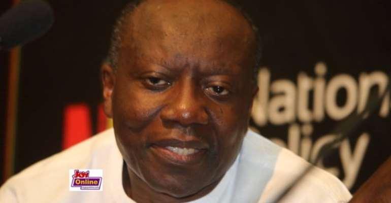 Ken Ofori-Atta is Finance Minister