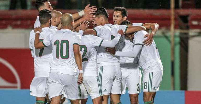 Algeria © Gallo Images