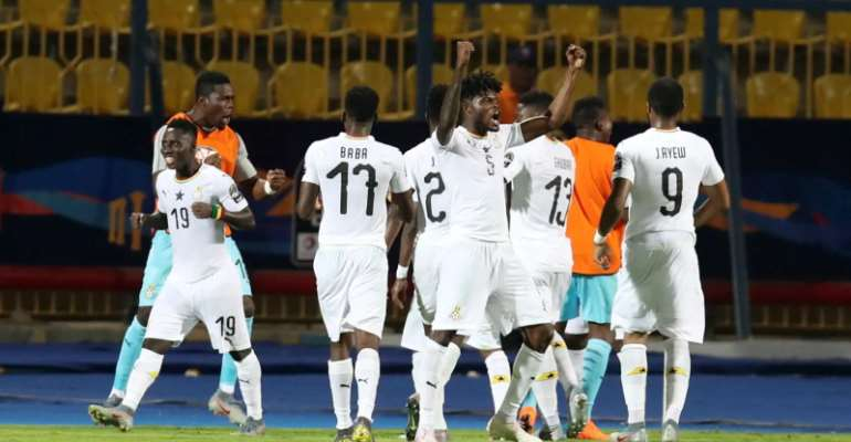 2021 Afcon Qualifiers: Partey, Wakaso, 3 Others Withdraw From Sudan Games