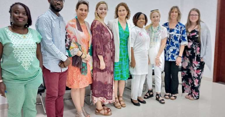 Gender Ministry Applauds SHE-CAN Humanitarian Organization