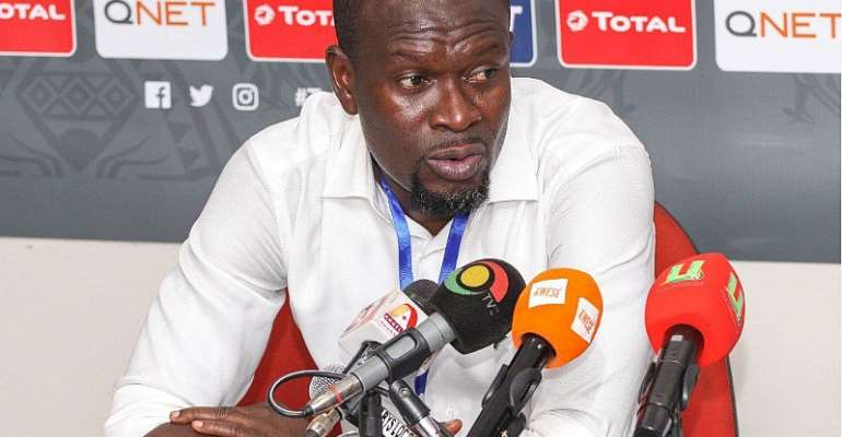 CK Akonnor Will Succeed Coaching Black Stars - Don Bortey