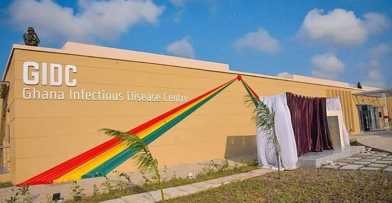 Covid-19 Fight: 100-bed Infectious Disease Centre To Operate Soon – Akufo-Addo