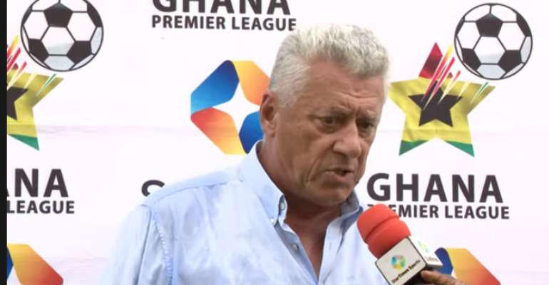 I have a two-year contract with Hearts of Oak – Kosta Papic clarifies