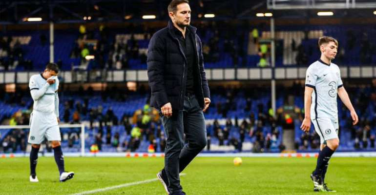 PL: Leicester City beat Chelsea to go top of league table as pressure mount on Lampard
