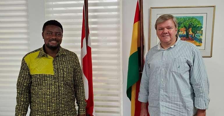 Time With Ambassador Tom Nørring, Danish Ambassador to Ghana