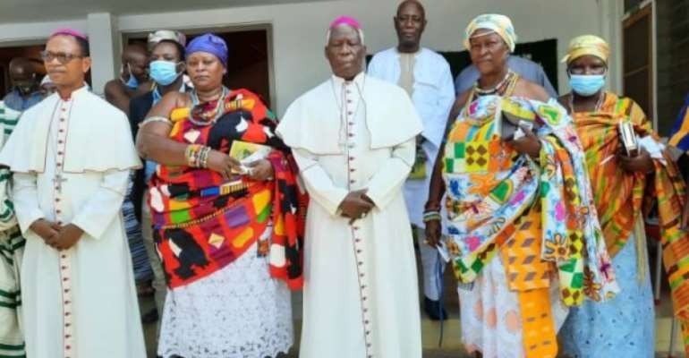 Events in Parliament were chaotic, reprehensible — Bishop Mante