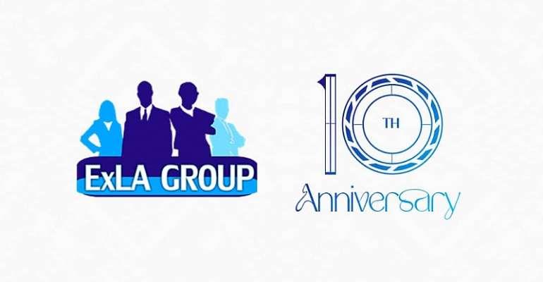 ExLA Group marks 10th Anniversary