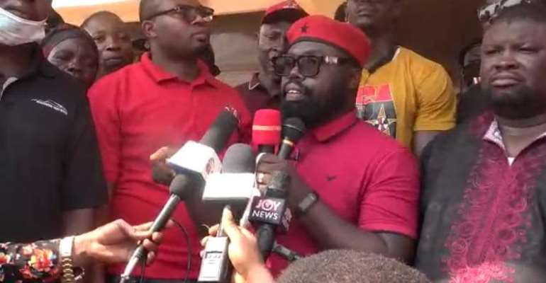 NDC supporters demand investigations into 2020 election killings, shootings