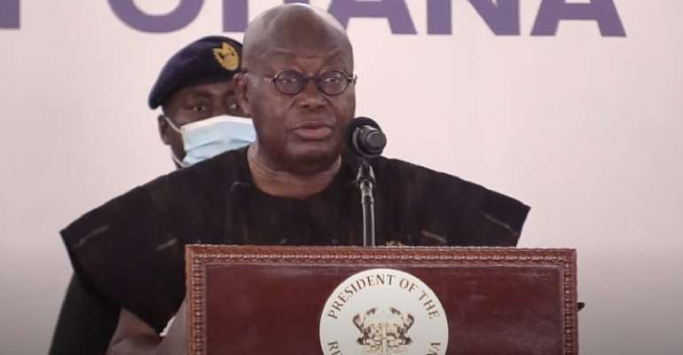 Committee providing advice on COVID-19 vaccines done with its work – Akufo-Addo