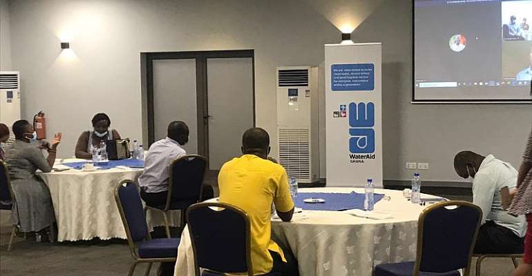 WaterAid builds capacity of journalists in Accra