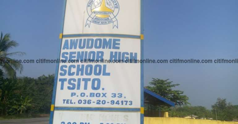 Confusion Hits Awudome Senior High School Over Alleged Extortion