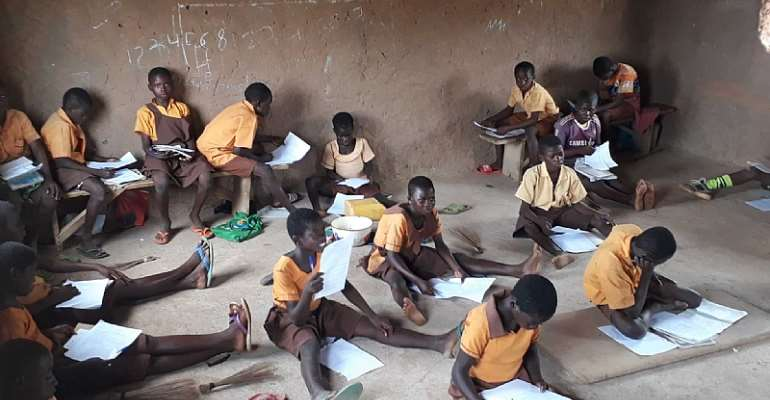 The Poor Quality Education: Another Looming National Security's  Bobolebobo