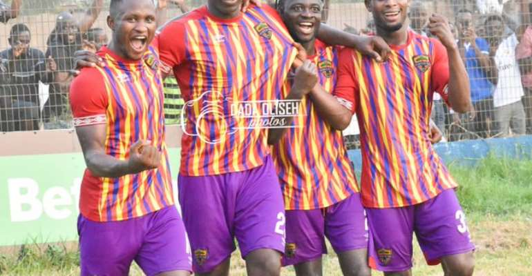 GHPL: Edward Nii Odoom Praises Hearts of Oak's Mental Toughness After Liberty Win