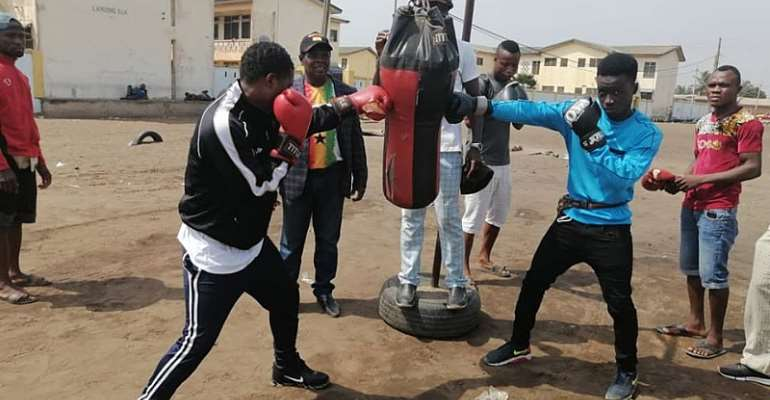 Coach Ofori Asare Sad Over State Of Boxing In The Regions