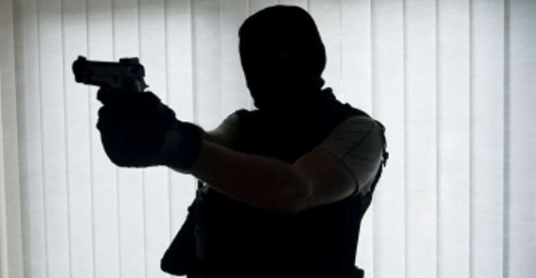 Robbers Terrorise Traders On Bibiani Forest Road