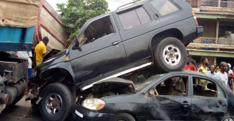116 Killed In Tema Road Accidents In 2019